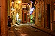 Kleumpers_Street Scene at Night in Arles France.jpg