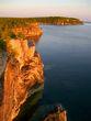 Bruce Peninsula Cliffs at Dawn.jpg