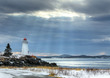 Greens Point lighthouse in winter.jpg