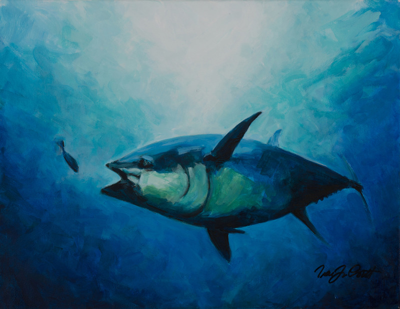 Traci Corbett-Tuna.jpg :: Tuna-Traci Corbett