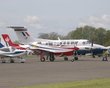 BEECH KING AIR GROB TUTOR SHORTS TUCANO ABINGDON 2012 P5060572.jpg