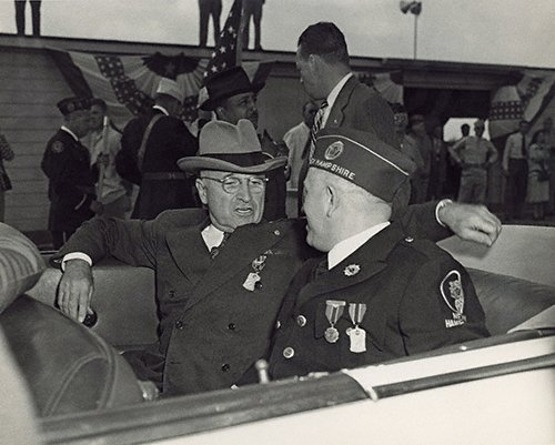 CELEBRITIES (2-312LR) President Truman sitting in Miami motorcade.jpg
