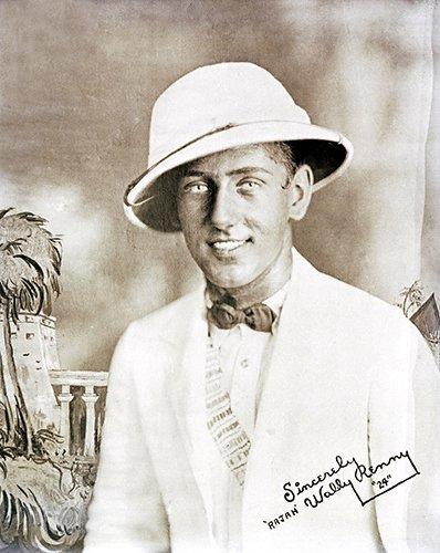 Charles C. Ebbets  (3-206LR) Charlie as Rajah Wally Renny in silent films. c. 1924.jpg