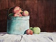2 Copper Pot and Apples-SOLD.jpg