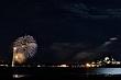 Fireworks across the Castle 2 -- Artifice en face du Chateau 2.jpg