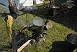 Making Dye 001 at 231st Anniversary Reenactment Taken 9-20-08.jpg