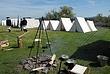 Neilson Farm Colonial Camp 001 at 231st Anniversary Reenactment Taken 9-20-08.jpg