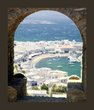 Mykonos Through The Arch.jpg