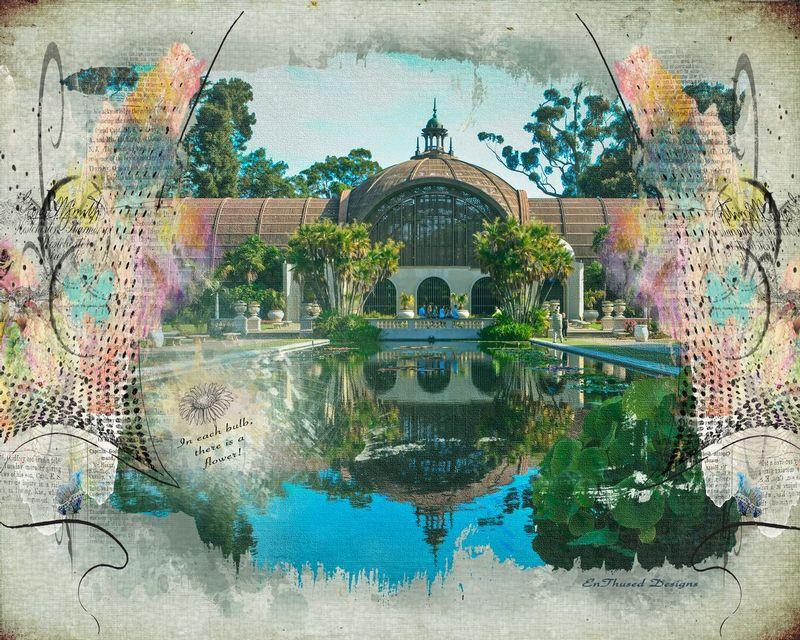 SanDiego.jpg :: Take a stroll with me in Balboa Park, San Diego, CA.