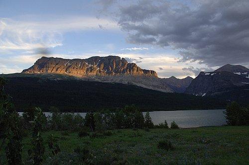 East Flat Top Mountain - Glacier NP 7-14-08_056.jpg