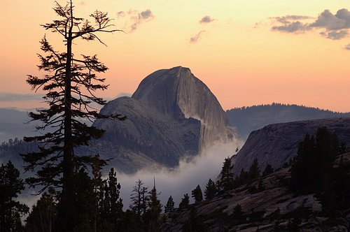 Half Dome from Olmstead Point - Yosemite 10-7-06_063.jpg