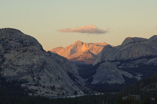 Mt Conness and Tenaya Lake - Yosemite NP  10-8-06_111.jpg