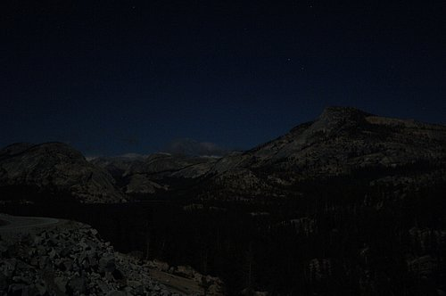 Tenaya Lake moonlight - Yosemite NP  10-7-06 217.jpg