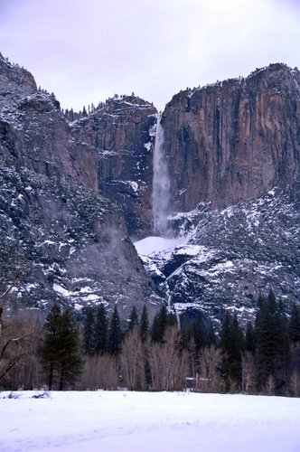 Yosemite Falls in Winter - Yosemite Valley CA 3-19-11_103.jpg