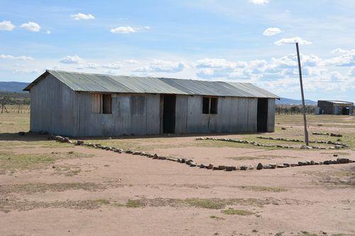Administration office at a school near Masai Mara NP Tanzania  D5200 567 11-7-14.jpg