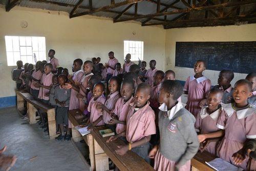 Classroom at a school near Masai Mara NP Tanzania D5200 571 11-7-14.jpg