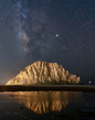 Milky Way Over the Rock.jpg