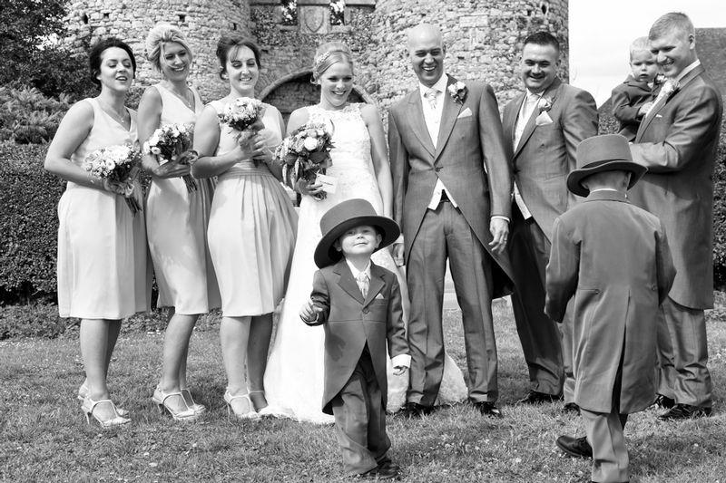 Halling Church Wedding.jpg :: Wedding Photography at Cooling Castle