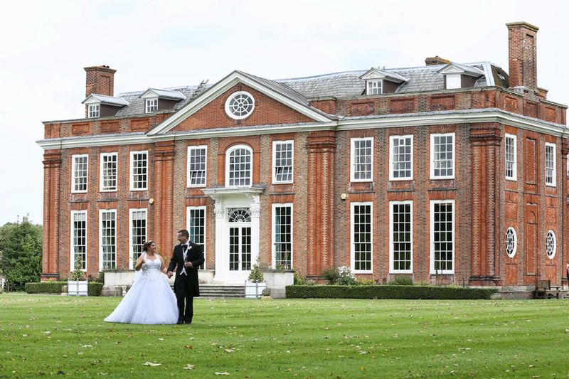 Bradbourne House.jpg :: Weddings At Bradbourne House, East Malling, Kent
