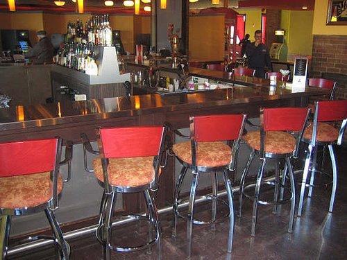 Restaurant Interieur Design.Restaurant 2005 Trudel Co Design Interieur
