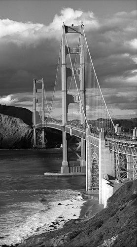 San Francisco--Golden Gate and Cloud Shadows -- Vertical Panorama.jpg