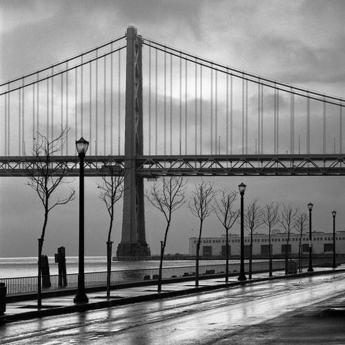 San Francisco -- Bay Bridge in the Rain(1).jpg