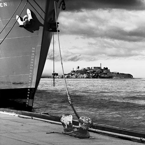 San Francisco -- Hard Time - Alcatraz and the Jeremiah OBrien.jpg