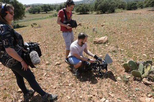 Filming in Morocco - Superfoods