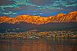 Sunrise over Ushuaia Argentina.jpg