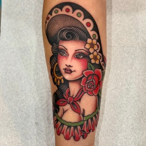 Eddie Ramirez tattoo