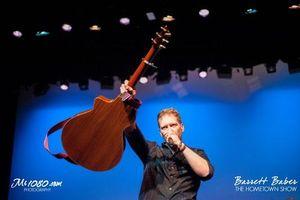 Shooting Pastor Tim Rogers & The Fellas onstage live