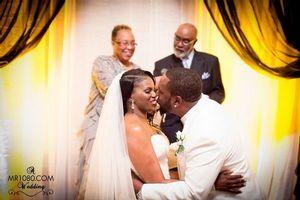 Gallaway, TN wedding