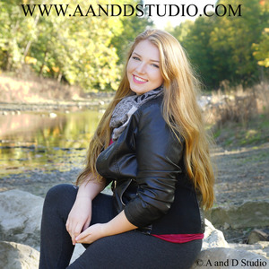 Senior Picture photographer Mentor Ohio A and D Studio Photography