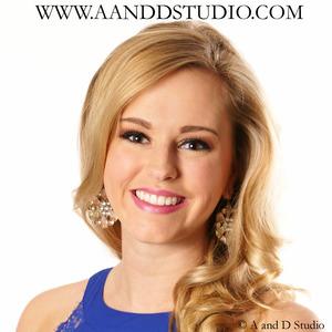Sarah Clapper Miss ohio 2017 Headshot photogrpahy Cleveland Ohio
