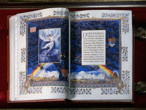 American Chapel book of Remberance.jpg