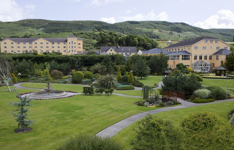 Carrickdale-Hotel-Garden.jpg :: At Andrew Mackin Photography we cater for all you business photography & imagery needs. We provide a varied service for all our business customers. From company headshots to production process, from Ariel photography to web imagery, the list is endless. Your company imagery may be the first thing your existing & potential clients see, so make the most of this & present them with the perfect visual of what you have to offer. An investment in photography is an investment in your futire business.