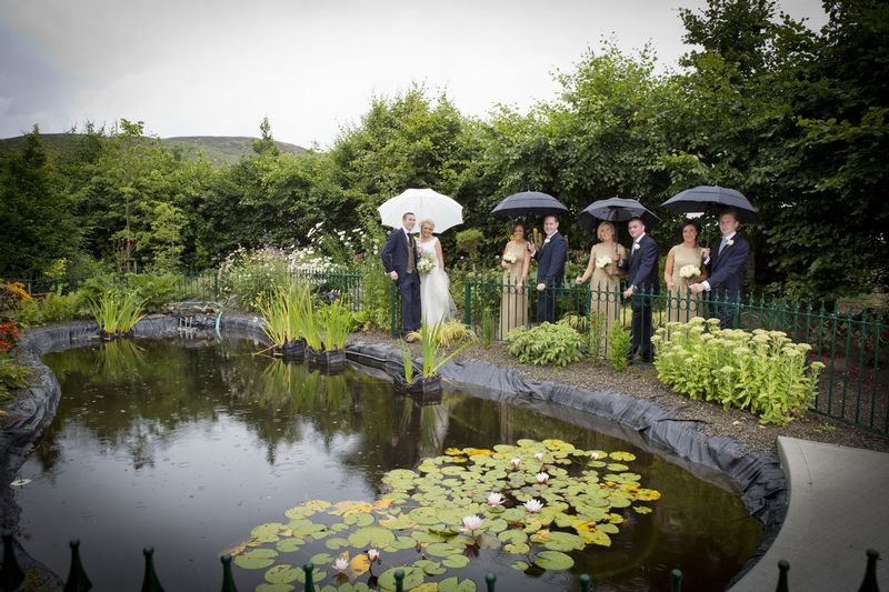 Carrickdale-Pond-Rainy-Day.jpg :: Here at Andrew Mackin Photography, our aim is to make your wedding day as relaxing & memorable as possible. We'll get to know you before your big day to find out your likes, needs & wants. We know that every couple & wedding are different, therefore we strive to personalise & customise every part of your day, from morning preparations, to the cutting of the cake & beyond if required.