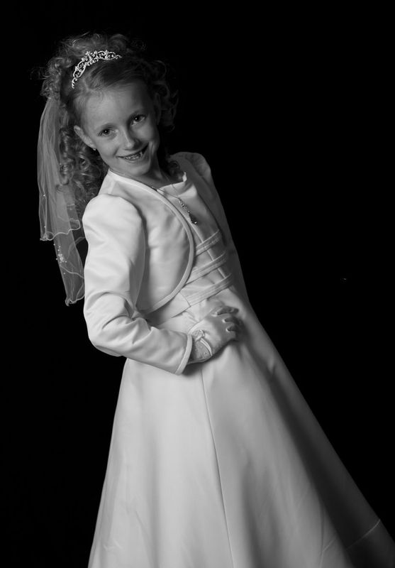 Communion-Day-Beauty.jpg :: First Holy Communion and Confirmation Studio Photo Shoot