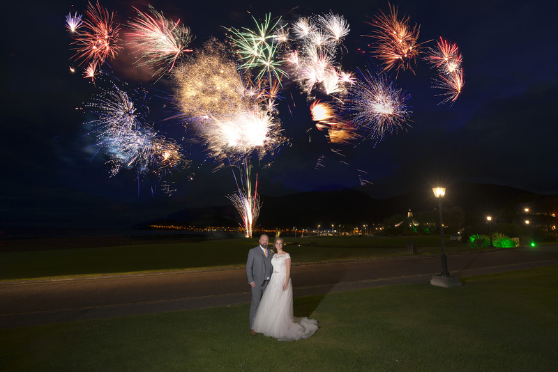 Fireworks-Slieve-Donard.jpg :: Here at Andrew Mackin Photography, our aim is to make your wedding day as relaxing & memorable as possible. We'll get to know you before your big day to find out your likes, needs & wants. We know that every couple & wedding are different, therefore we strive to personalise & customise every part of your day, from morning preparations, to the cutting of the cake & beyond if required.