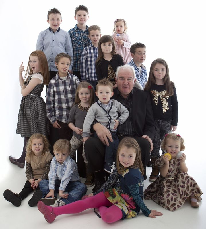 Grandchildren-Photography.jpg :: Enjoy a photoshoot with all the members of your family. Capture those precious memories.
