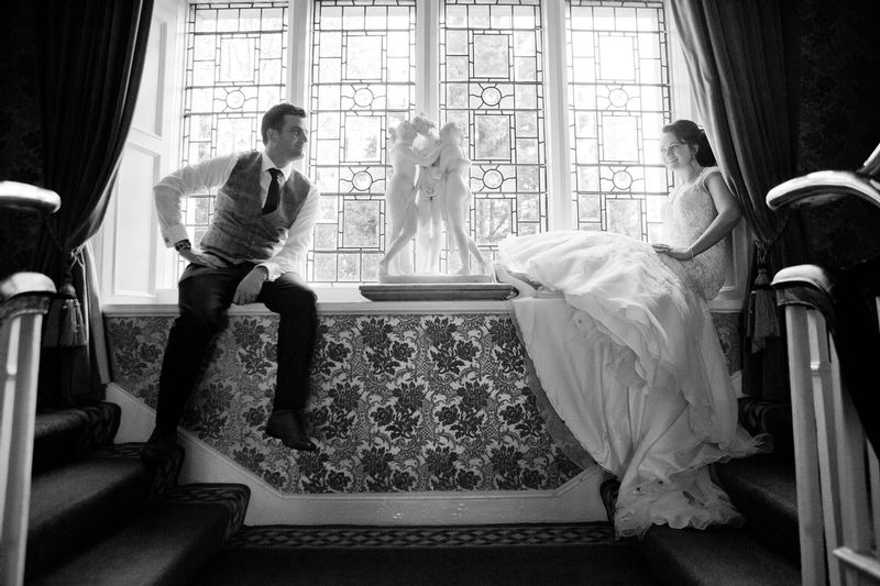 Happiest-Day-Of-Your-Life.jpg :: Here at Andrew Mackin Photography, our aim is to make your wedding day as relaxing & memorable as possible. We'll get to know you before your big day to find out your likes, needs & wants. We know that every couple & wedding are different, therefore we strive to personalise & customise every part of your day, from morning preparations, to the cutting of the cake & beyond if required.