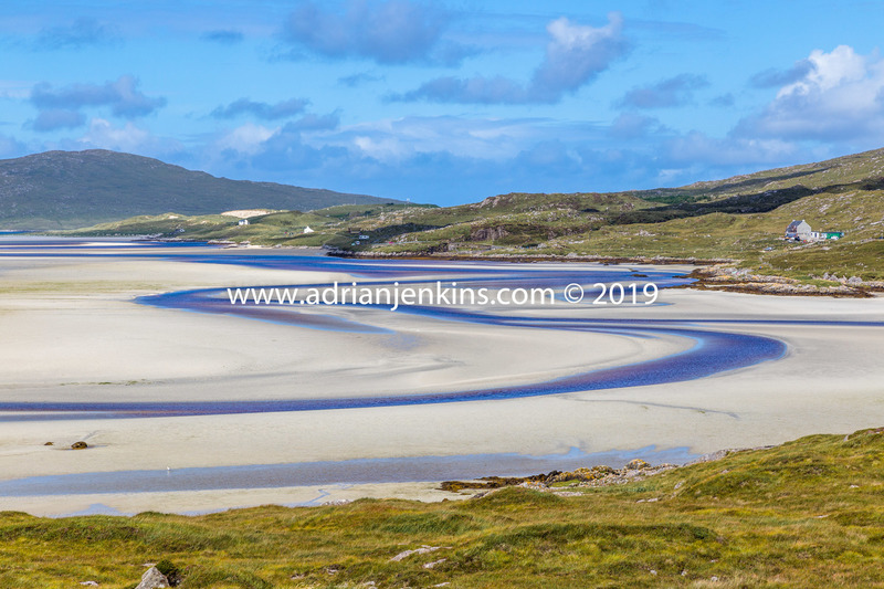 Low Tide at Luskentyre Beach