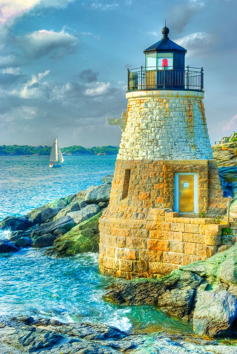 1553-31 :: Lighthouses :: Nature, landscape and abstract photography ...