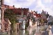 Brugges canal - pen and ink effect.jpg