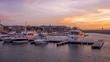 Caraquet-sunset at waterfront.jpg