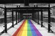 Mardi Gras Bridge Floor Decal Black and White.jpg