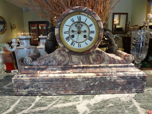JE Caldwell mantle Clock Sold.jpg