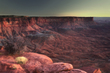 Canyonlands Sunset 1967.jpg
