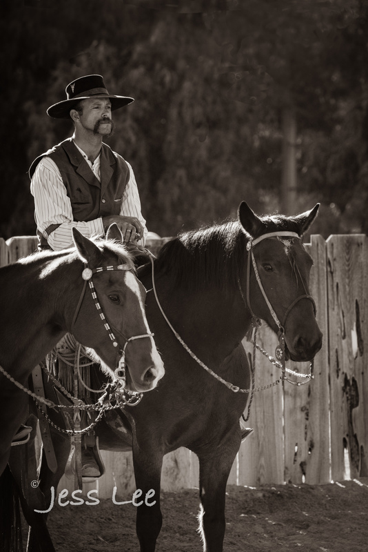 BlackandWhite-cowboy-photos-.jpg :: Photography of Cowboys processed in Black and White.
