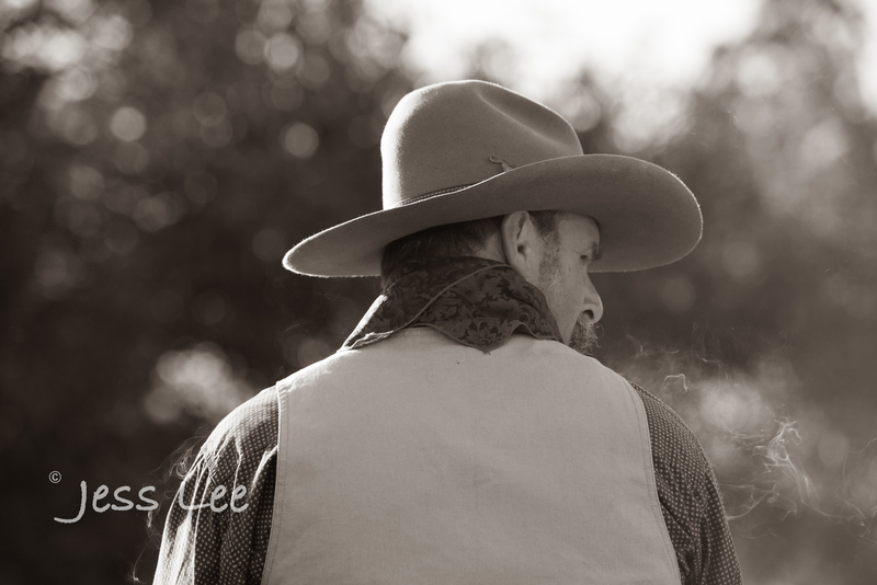 BlackandWhite-cowboy-photos-1637.jpg :: Photography of Cowboys processed in Black and White.